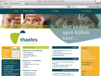 Thaeles - Communicatieplan