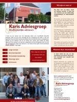Karis - Nieuwsbrief