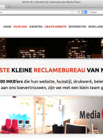 Mediaflame - websites