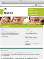 Thaeles - Nieuwsbrief