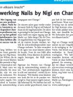 Nigi - Persbericht