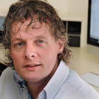 Willem Sieders, eigenaar met willem